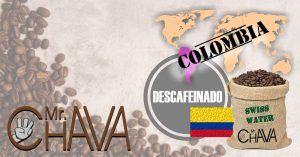 COLOMBIA DESCAFEINADO