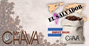 EL SALVADOR HONEY ROJO