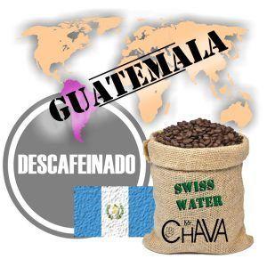 Café de Guatemala descafeinado
