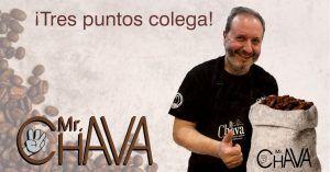 TRES PUNTOS COLEGA CHAVA