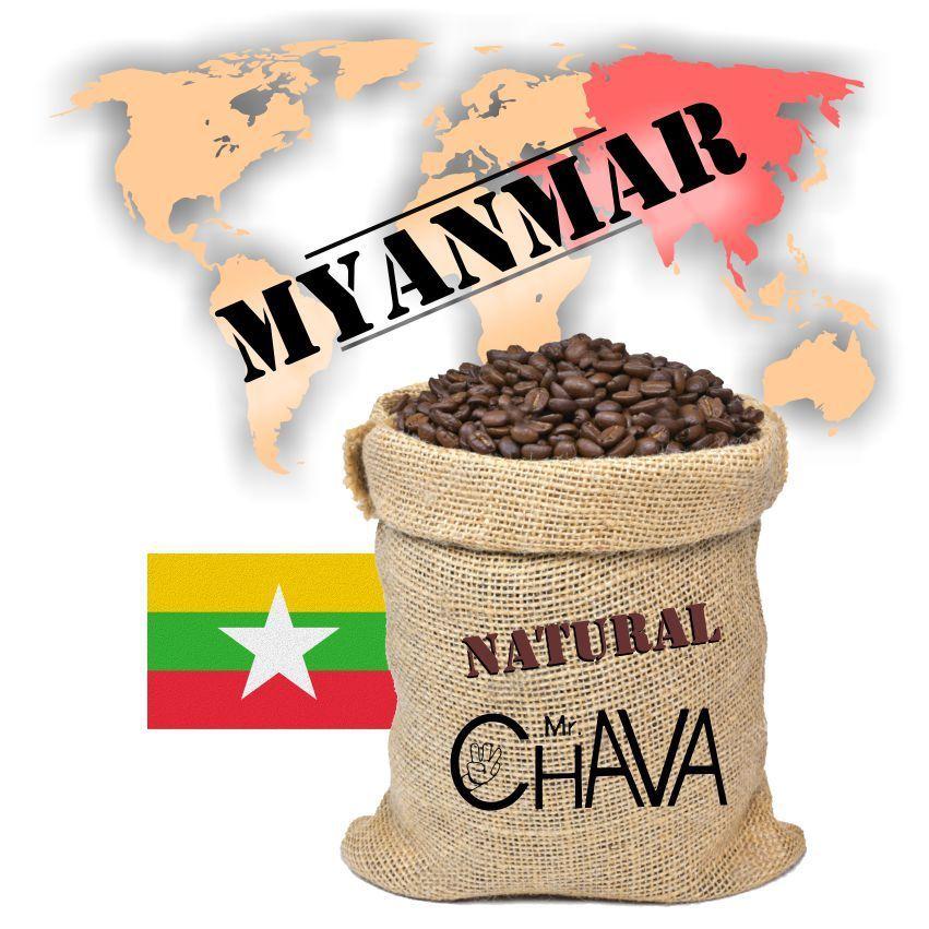 MYANMAR café