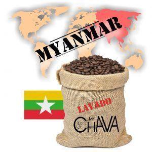 MYANMAR ywangan café