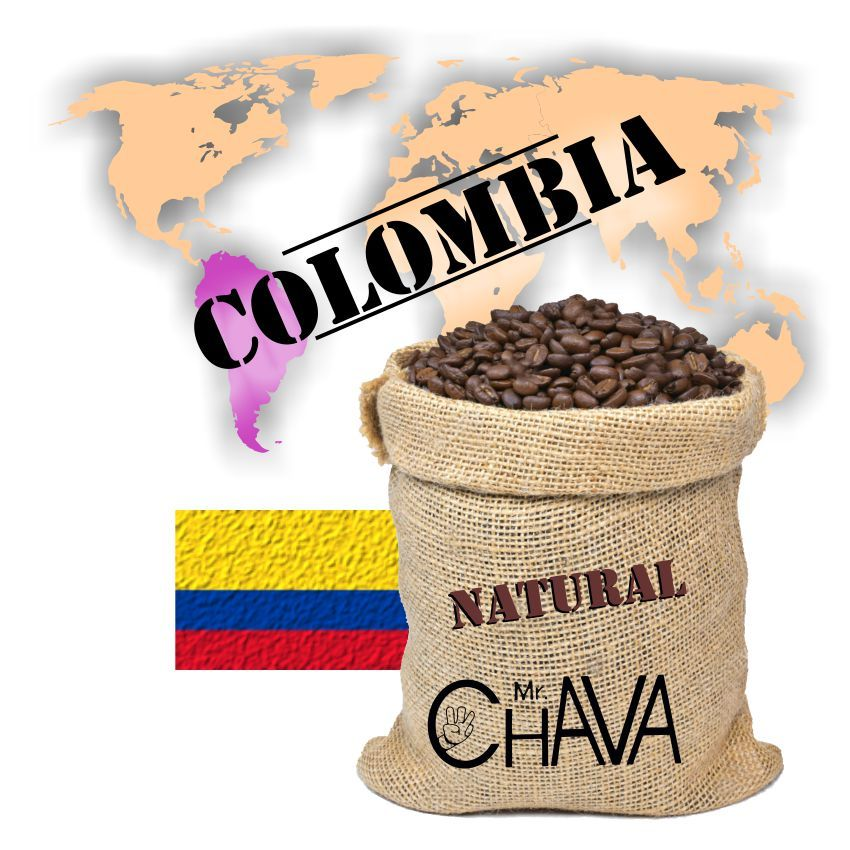 Cafe Colombia Natural