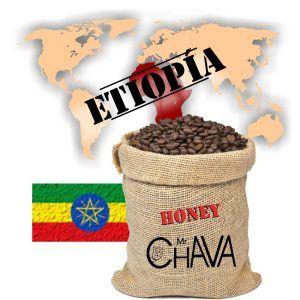 cafe etiopia jimma honey