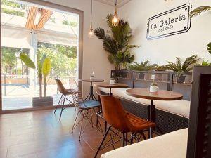 Galeria del cafe Mr Chava