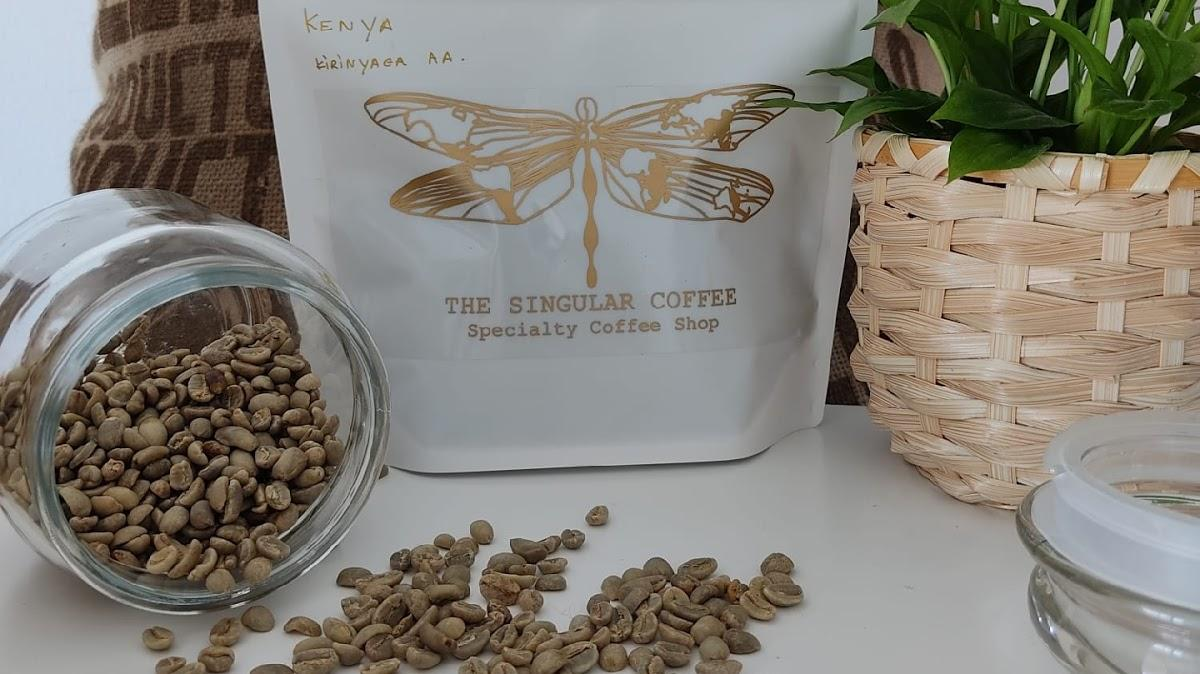 The Singular Coffee Mr Chava